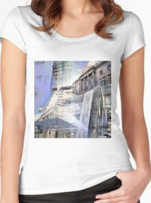 CAM02242-CAM02245_GIMP_A Women's Fitted Scoop T-Shirt