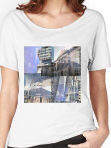 CAM02242-CAM02245_GIMP_B Women's Relaxed Fit T-Shirt