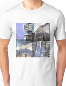 CAM02242-CAM02245_GIMP_B Unisex T-Shirt