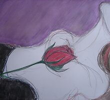 Seduce Me With A Rose by Anthea  Slade