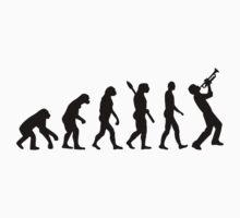 Evolution trumpet by Designzz