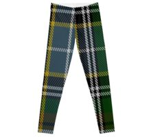 00183 Clodagh/Cork District Tartan  Leggings
