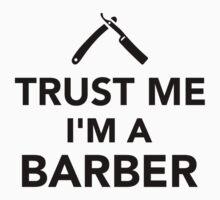 Trust me I'm a Barber  Kids Clothes