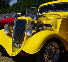 Hot Rod 5 by Gnangarra