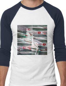 CAM02254-CAM02257_GIMP_A Men's Baseball ¾ T-Shirt