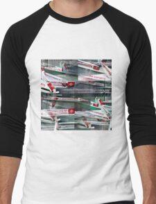 CAM02254-CAM02257_GIMP_B Men's Baseball ¾ T-Shirt
