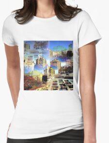 CAM02282-CAM02285_GIMP_A Womens Fitted T-Shirt
