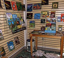 Corner of the Gift Shop by MichelleR