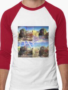 CAM02282-CAM02285_GIMP_C Men's Baseball ¾ T-Shirt