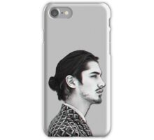avan jogia iPhone Case/Skin