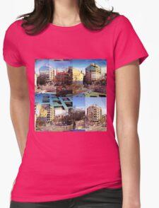 CAM02282-CAM02285_GIMP_D Womens Fitted T-Shirt