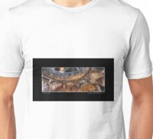 Grand Canyon Tower Abstract No 3 Poster Unisex T-Shirt