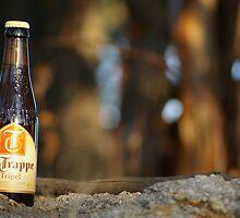 beer in the bush by Ike Faithfull