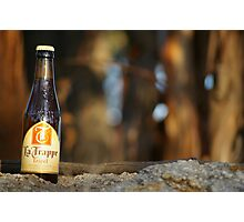 beer in the bush Photographic Print