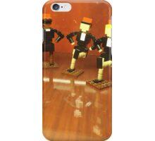 Lego Rockettes, Lego Store Rockefeller Center, New York City iPhone Case/Skin