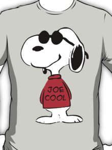 Snoopy in Joe Cool T-Shirt