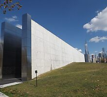 "9/11 Memorial, ""Empty Sky"", Liberty State Park, New Jersey by lenspiro"