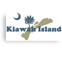 Kiawah Island - South Carolina.  Canvas Print