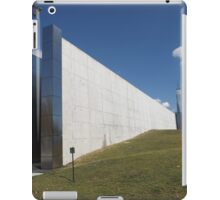 "9/11 Memorial, ""Empty Sky"", Liberty State Park, New Jersey iPad Case/Skin"