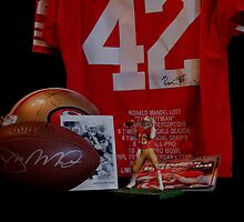 49er GREATS by FranknBeans