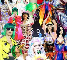 Katy Perry - Prismatic World Tour by aimee81094