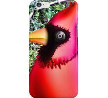 Big Red iPhone Case/Skin