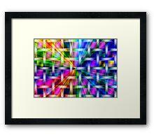 Big Bang dimension Framed Print
