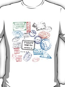 Well Travelled T-Shirt
