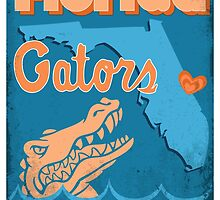 Florida Gators by Sydney Eller