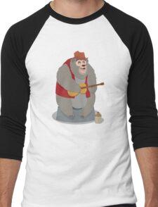 Big Al, The Country Bear Men's Baseball ¾ T-Shirt