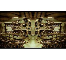 Homage 2 Photographic Print