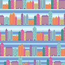 Cityscape by Sydney Eller