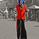 The Clown - Just For Fun by TonyCrehan