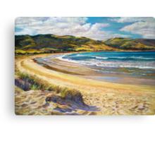 'Golden Shores' - (Apollo Bay) Canvas Print