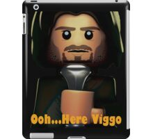 Oh Here Viggo Again... iPad Case/Skin