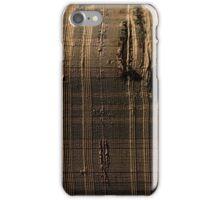scratching sofa 1 iPhone Case/Skin