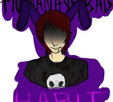 Humanities Bad HABIT by TWDHannah