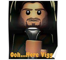 Oh Here Viggo Again... Poster