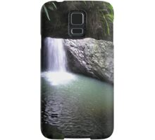 Natural Arch Numinbah Valley Waterfall #2 Samsung Galaxy Case/Skin