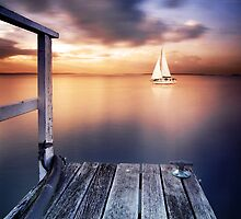 Becalmed by Ben Ryan