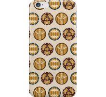 Skyward Sword Wooden Shields iPhone Case/Skin
