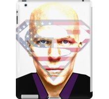 Lex Luthor Superman iPad Case/Skin