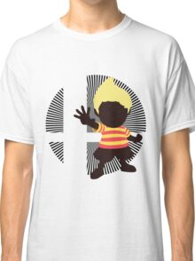 Lucas (Smash 4 Render) - Sunset Shores Classic T-Shirt