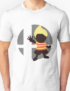 Lucas (Smash 4 Render) - Sunset Shores T-Shirt