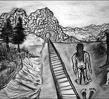Sasquatch's Revenge. by cardiocentric