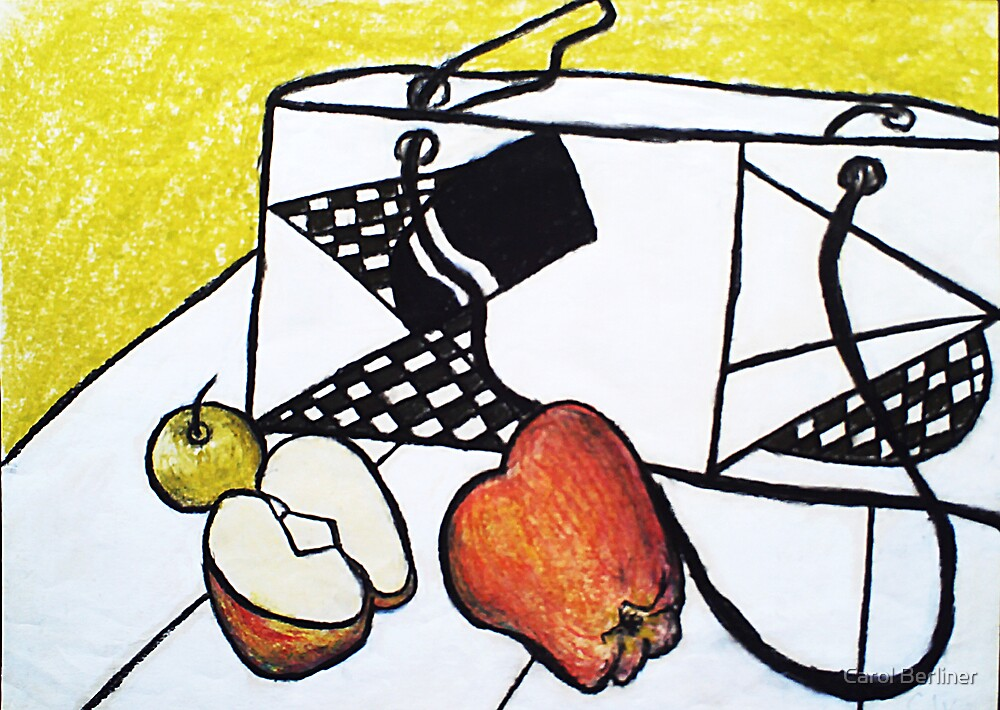 An Apple a Day Keeps the Doctor Away by Carol Berliner
