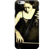 Beautiful Cellist iPhone Case/Skin