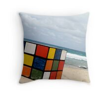Maroubra Throw Pillow