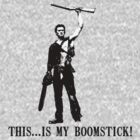 This...is my Boomstick! (Ash - Army of Darkness) by Monsterkidd