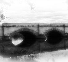 Ross Bridge, Tasmania. The Creativity of a Convict.  by Chris  Willis